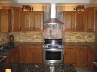 Rustic Kitchen Backsplashes Beautiful Kitchen Backsplash Rustic Kitchen Other Metro by