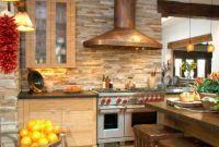 Rustic Kitchen Backsplashes Lovely 26 Different Textured Wall Designs Decor Ideas