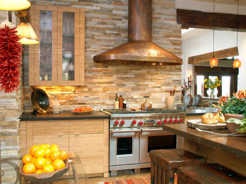 The Best Ideas for Rustic Kitchen Backsplashes - Home ... Ideas Kitchen Backsplashtexture on