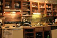 Rustic Kitchen Backsplashes Lovely top 20 Diy Kitchen Backsplash Ideas