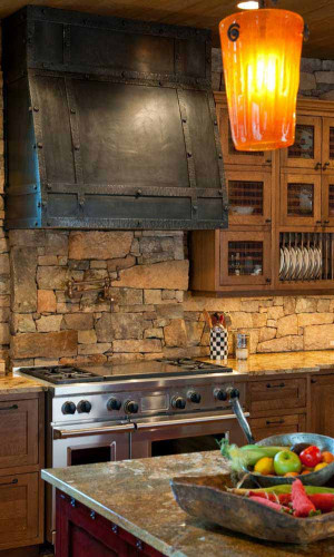 Rustic Kitchen Backsplashes Luxury 22 Stunning Stone Kitchen Ideas Bring Natural Feel Into