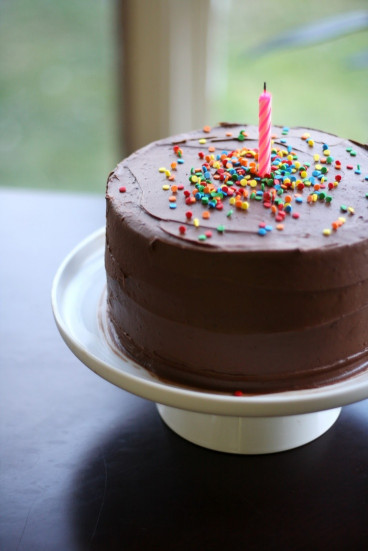 Simple Birthday Cake  25 best ideas about Simple birthday cakes on Pinterest