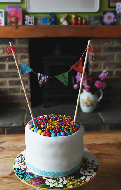 Simple Birthday Cake  Easy Birthday Cake Recipes In The Playroom