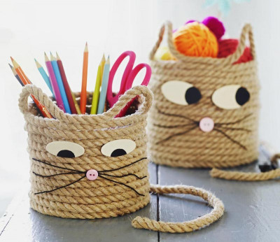 Simple Crafts For Kids  Cat Craft and Treat Ideas for Kids The Idea Room