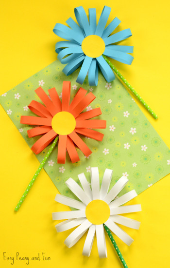 Simple Crafts For Kids  Kid Paper Crafts The 36th AVENUE