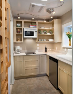 Simple Kitchen Design  Simple Kitchen Design for Very Small House Kitchen