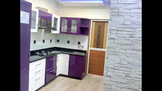 Simple Kitchen Design  Modular Kitchen Design Simple and Beautiful