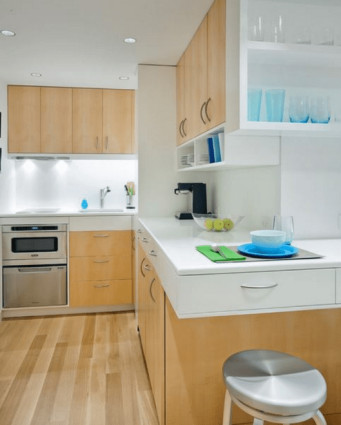 Simple Kitchen Design  17 Simple Kitchen Design Ideas for Small House [Best