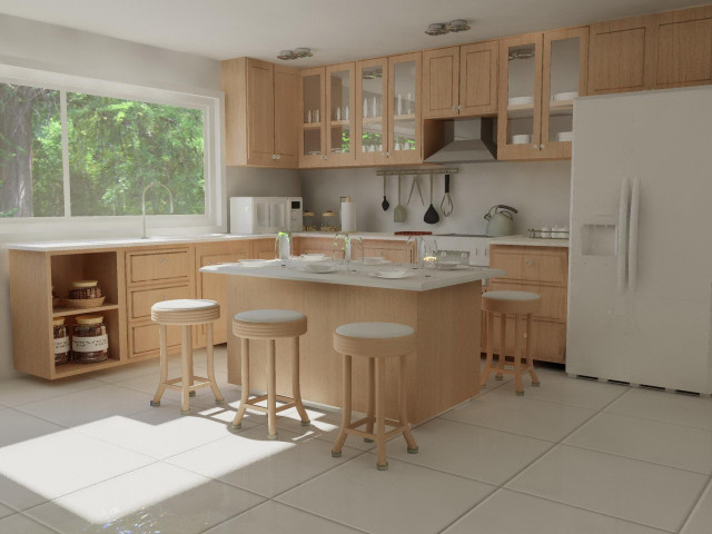 Simple Kitchen Designs  42 Best Kitchen Design Ideas With Different Styles And