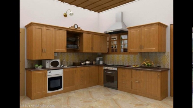 Simple Kitchen Designs  Indian simple kitchen design