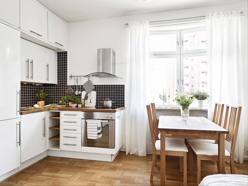 Small Kitchen Cabinets  10 Space Making Hacks for Small Kitchens