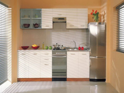 Small Kitchen Cabinets  4 Small Kitchen Ideas To Make It Stand Out MidCityEast