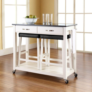 Small Kitchen Cart  Best 25 Portable kitchen island ideas on Pinterest