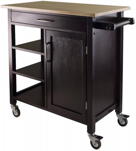 Small Kitchen Cart  Kitchen Islands • Insteading