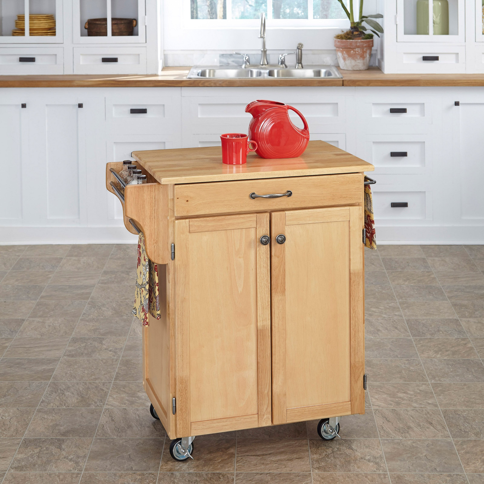 Small Kitchen Cart  Home Styles Design Your Own Small Kitchen Cart Kitchen