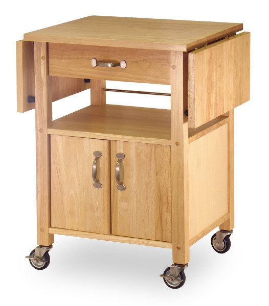 Small Kitchen Cart  5 Best Winsome Wood Kitchen Carts – Nice choice for a