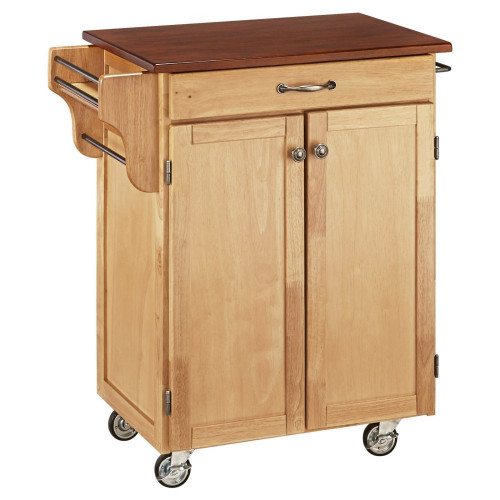 Small Kitchen Cart  Home Styles Design Your Own Small Kitchen Cart
