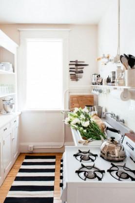 Small Kitchen Decorating Ideas Beautiful 31 Stylish and Functional Super Narrow Kitchen Design