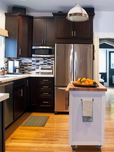 Small Kitchen Design Layouts  Best 25 Small kitchen layouts ideas on Pinterest
