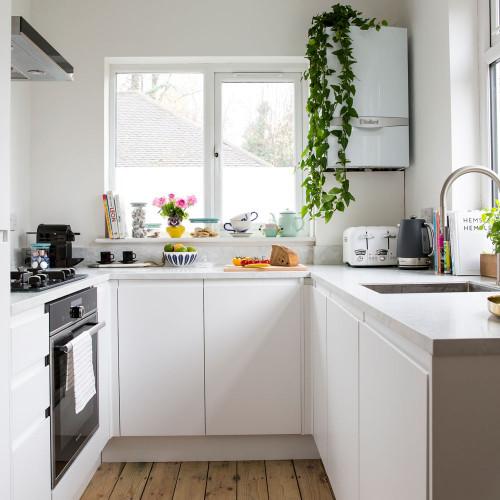 Small Kitchen Design Layouts  Small kitchen ideas – Tiny kitchen design ideas for small