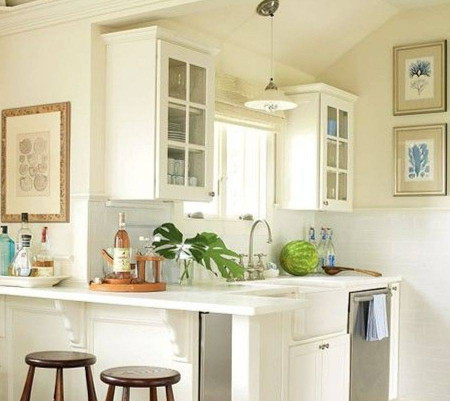 Small Kitchen Design Layouts  Smart Tips For Futuristic Kitchen Concept That Fits For