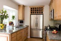 Small Kitchen Designs Beautiful A Small House tour Smart Small Kitchen Design Ideas