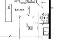 Small Kitchen Floor Plans Luxury 6 Best Of 11 X 11 Kitchen Designs Kitchen Layout