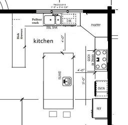 Small Kitchen Floor Plans Luxury 6 Best Of 11 X 11 Kitchen Designs Kitchen Layout