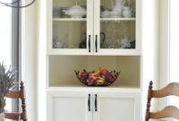 Small Kitchen Hutch Inspirational Best 25 Small China Cabinet Ideas On Pinterest