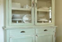 Small Kitchen Hutch Luxury How to Make A New Piece Of Furniture Look Old with Paint