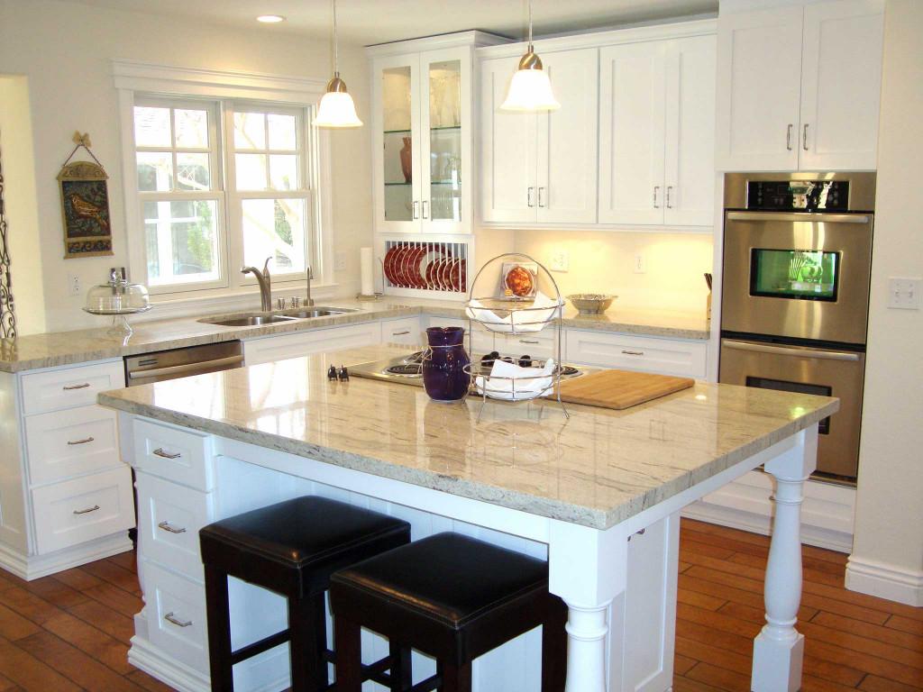 Small Kitchen Ideas On A Budget  Small Kitchen Redo A Bud – Wow Blog