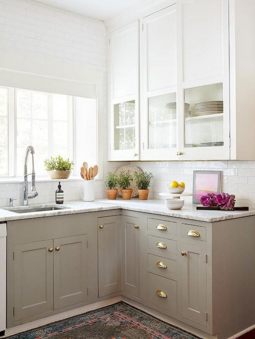 Small Kitchen Ideas On A Budget  Small Apartment Kitchen Ideas A Bud 72