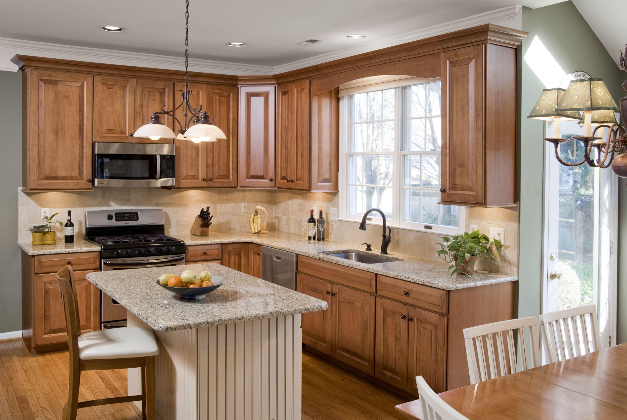Small Kitchen Ideas On A Budget  Cabinet Refacing Cost and Factors to Consider Traba Homes