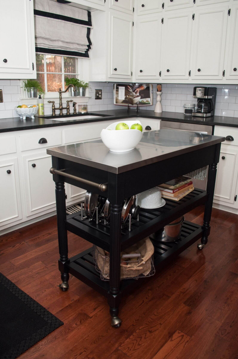 Small Kitchen Island  20 Clever Small Island Ideas for Your Kitchen s