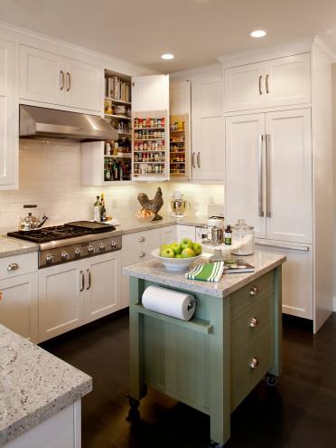 Small Kitchen Island  15 Stunning Small Kitchen Island Design Ideas