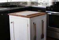 Small Kitchen island Cart Awesome Ana White