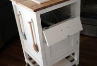 Small Kitchen island Cart Lovely Ana White