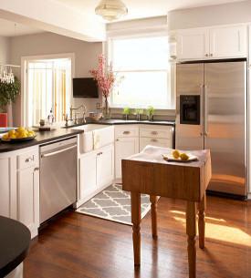 Small Kitchen island Elegant Small Space Kitchen island Ideas Bhg