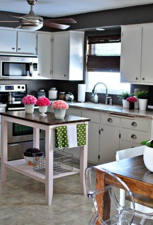 Small Kitchen Island Ideas  10 Small kitchen island design ideas practical furniture