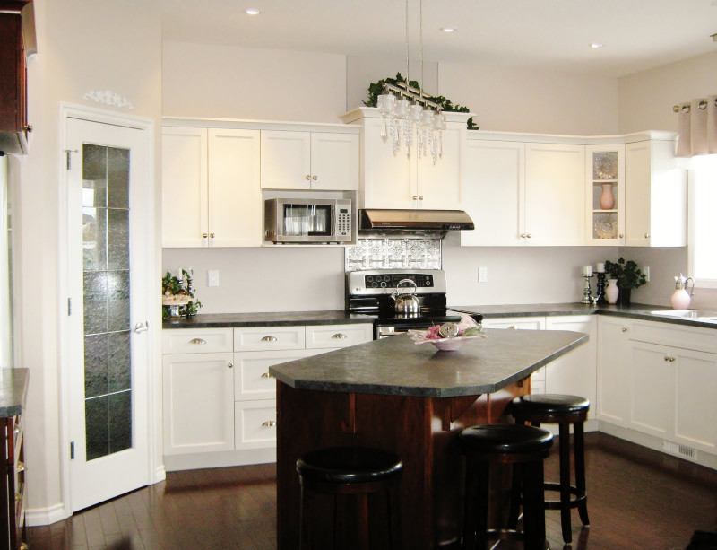 Small Kitchen Island Ideas  How to Create a Stylish Kitchen in a Small Space ASPIRE