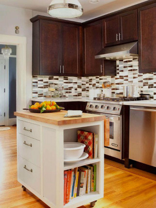 Small Kitchen Island Ideas  20 Big Ideas for Small Kitchens