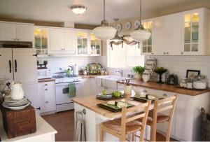 Small Kitchen Island  10 Small kitchen island design ideas practical furniture