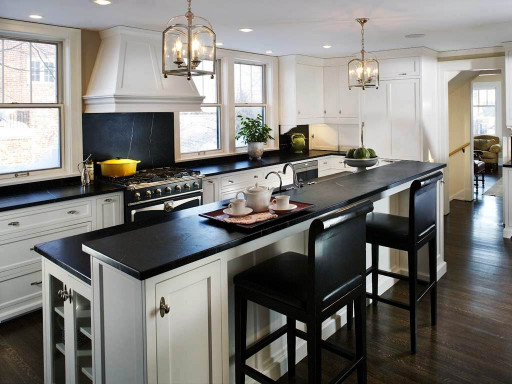 Small Kitchen Island With Seating  Kitchen Island With Seating For 4 Ideas – Wow Blog