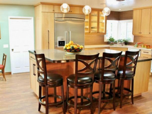 Small Kitchen Island With Seating  A Perfect Guide For Small Kitchen Island With Seating