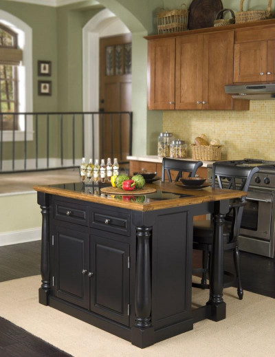 Small Kitchen Islands  51 Awesome Small Kitchen With Island Designs