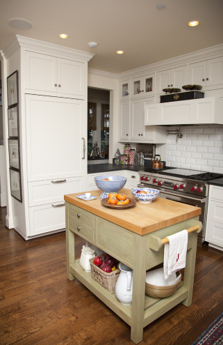 Small Kitchen Islands  Unique Small Kitchen Island Ideas to Try