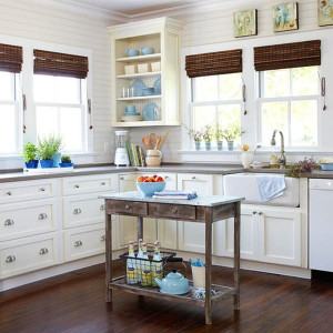 Small Kitchen Islands  48 Amazing space saving small kitchen island designs