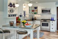 Small Kitchen Lighting Beautiful Creative Ways to Save Space In Your Small Kitchen