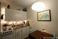 Small Kitchen Lighting Elegant Lighting A Small Space