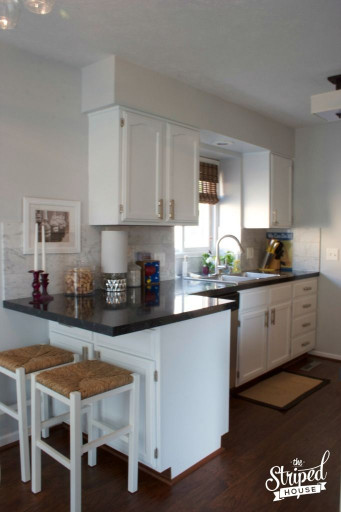 Small Kitchen Makeovers Inspirational Best 20 Small Kitchen Makeovers Ideas On Pinterest